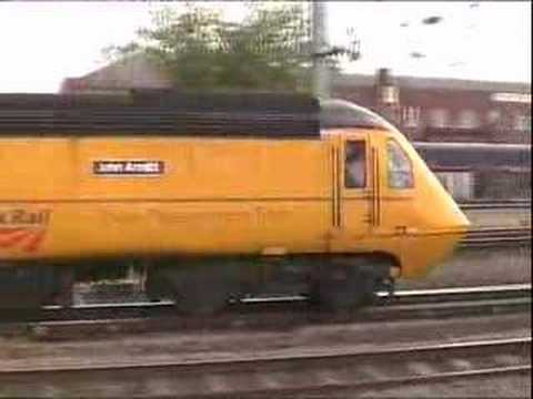 43013 & 43062 Through Doncaster 18/08/07