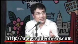 http://www.videonews.com/ マル激トーク・オン・ディマンド 第534回(2...
