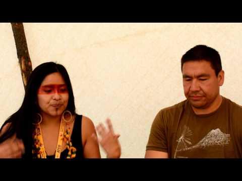 Episode 001 - Taily Terena (Terena Tribe - Brasil)