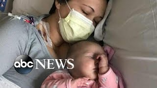 Mom undergoing chemo asks social media for breast milk donations