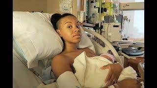 Natural Labor & Delivery! First Time Parents Vlog 59 | La Vida Lopez