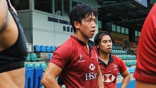 From troubled teen to Hong Kong Sevens team