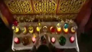 lady mishil-crystal glasses instrument (yurijan)