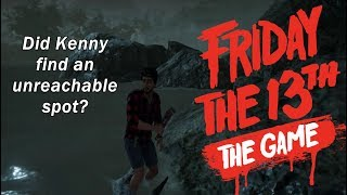 Friday the 13th: Jason can't get you here?