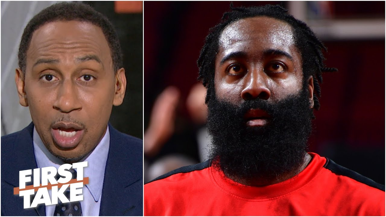 James Harden 'wants out by any means necessary' – Stephen A. on Harden and the Rockets | First Take – ESPN
