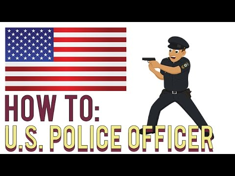 How to become u s police officer youtube - How to apply to become a police officer ...