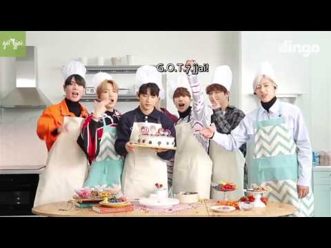 [COOKING LIVE] GOT7 - Never Ever Crack Version