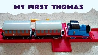 My First Kids Thomas And Friends Toy Train Set  Large Layout Thomas & Friends