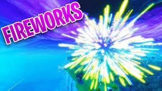 Firework Locations Fortnite Week 4 Challenges Kopermimarlik