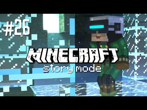 """VIRTUAL REALITY - MINECRAFT STORY MODE """"ACCESS DENIED"""" (EP.26)"""