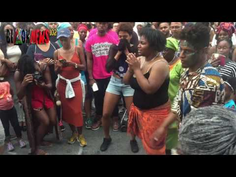 2016 B.A.M Street Festival African Dance Party