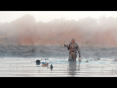 SABINE RIVER DUCK HUNT - THANKSGIVING DAY!