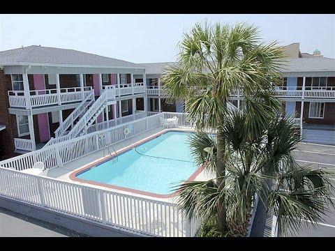 Surfside Lodge - Carolina Beach Hotels, North Carolina