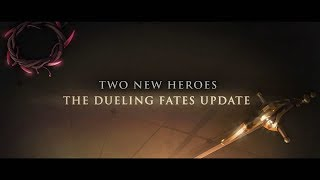Dota 2: The Dueling Fates