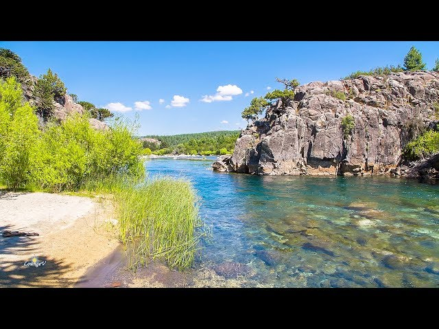 Uplifting Music with Nature Scenery HD 1080p Video, Chillout Ambient Beats