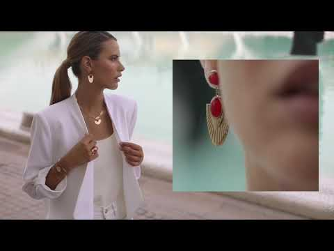 Jade necklace COA738 video