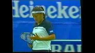 Paola Suárez  vs. Mary Pierce Australian Open 2001