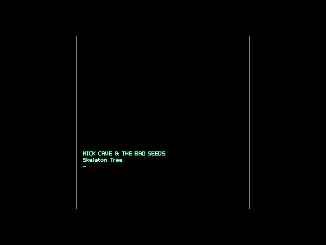 Nick Cave & The Bad Seeds - 'Skeleton Tree' (Official Audio)