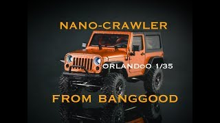 Orlandoo Hunter Assemble Guide   1/35 Oh35a01 Kit   Super Micro Rc