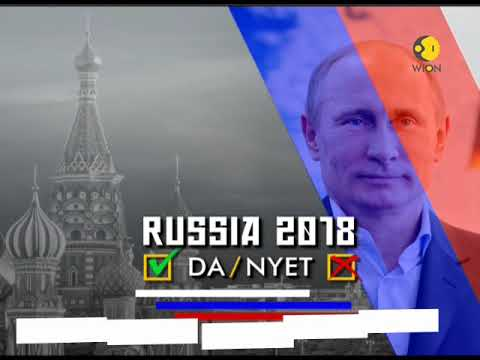 Russia President Elections