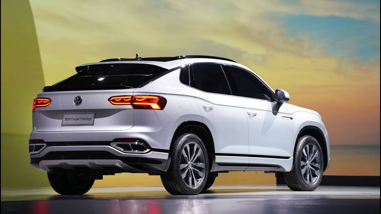 2020 Volkswagen SUV Coupe Concept