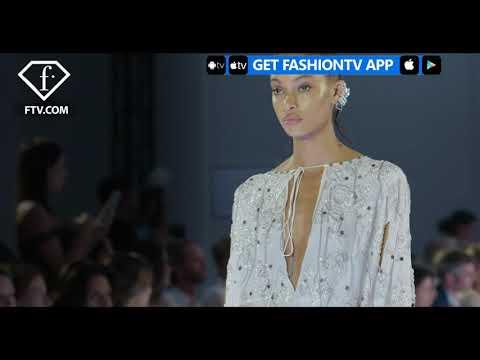 Azzaro at Paris Haute Couture Fall/ Winter 2019-20 | FashionTV | FTV