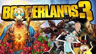 Borderlands 3 - 25 Easter Eggs, Secrets \u0026 References