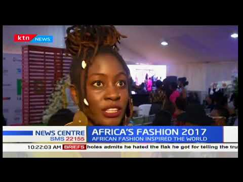 Africa's Fashion 2017:African fashion inspired the world