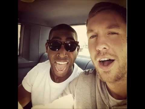 Calvin Harris-Drinking from the bottle ft. Tinie Tempah