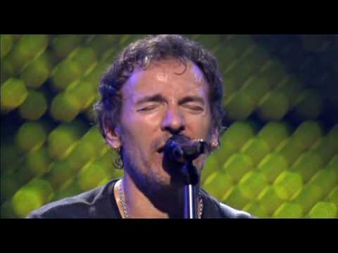 Land of hope and dreams - Bruce Springsteen [DVD Live in Barcelona 2002] ( Subtitles & lyrics )