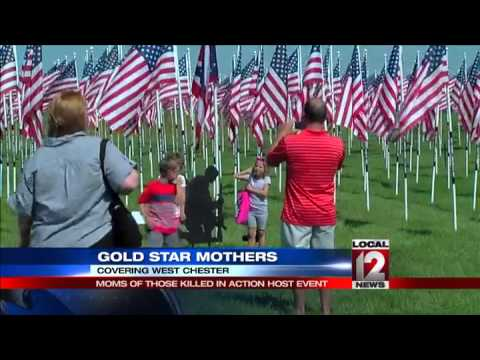Mothers of servicemen killed in action draw attention to Memorial Day