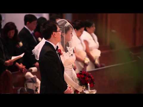 Winnie + Ken Wedding Ceremony