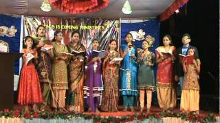 Christian Song Koti Kiranamula by JCM Choir (Jesus is Coming Ministries, Vizag, A.P, India).mpg