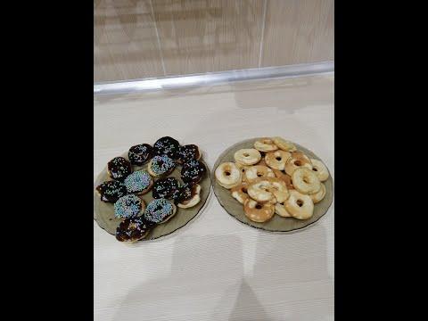 Пончики в мультипекаре