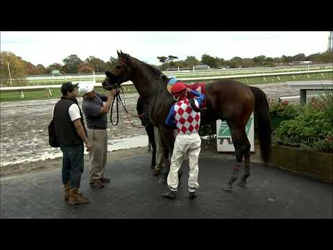 video thumbnail for MONMOUTH PARK 10-27-19 RACE 7