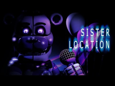МОЙ ПЕРВЫЙ ХОРРОР ▶ Five Nights at Freddy's: Sister Location