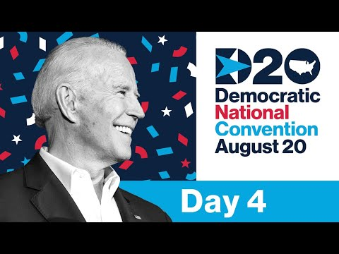 2020 Democratic National Convention Livestream  #DemConvention | Joe Biden For President 2020