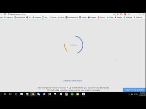 Best Web Scraping Tools 2019 11