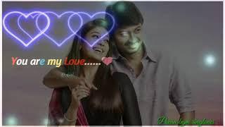 Srinugadi love story... Nuvve nuvve song