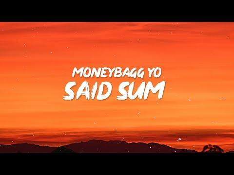 "Moneybagg Yo - Said Sum (Lyrics) ""All these ni**as wanna f**k JT"" Ft. City Girls, DaBaby"