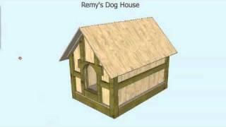 Remy Dog House
