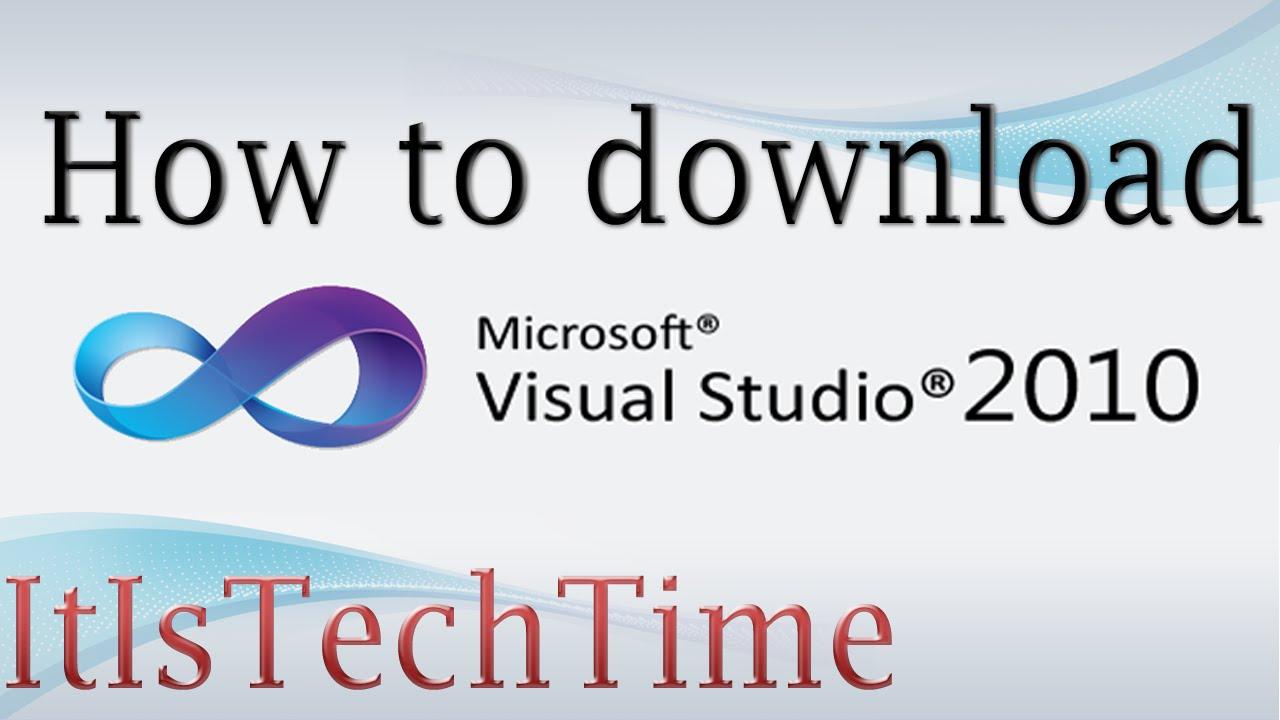 visual studio 2010 free download full version for mac