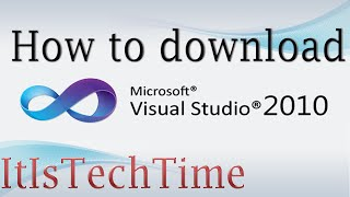 How To Download Visual Studio 2010