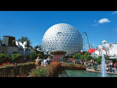 EXPLORING THE EXTRAORDINARY EUROPA-PARK (1080p HD) - Rust, Germany - Leonard Does Europe S1 E32