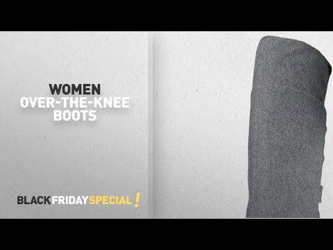 Women Over-The-Knee Boots - Min 25% Off // Amazon Black Friday Countdown