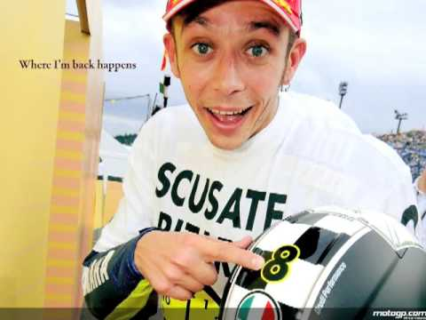 Where amazing happens valentino rossi youtube