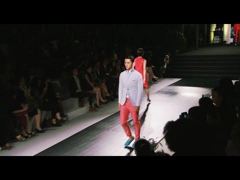 Shop the Runway - Shanghai Tang Spring/Summer 2015 Menswear