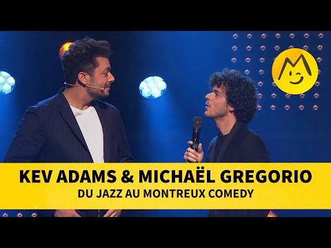 Kev Adams et Michaël Gregorio - Du Jazz au Montreux Comedy Festival