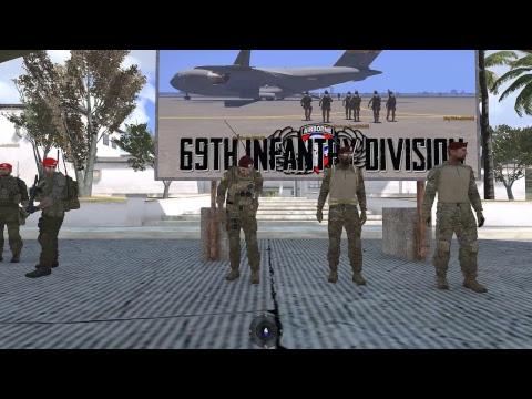 Operation Kukri - 69th Infantry Division - Ssg. Gossler
