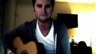 Taylor Swift - Mean - Acoustic Cover - Andrew Allen